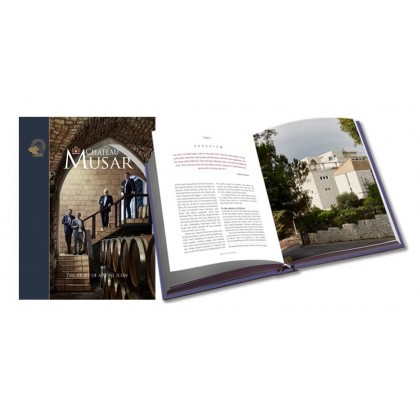 Chateau Musar The Story of a Wine Icon